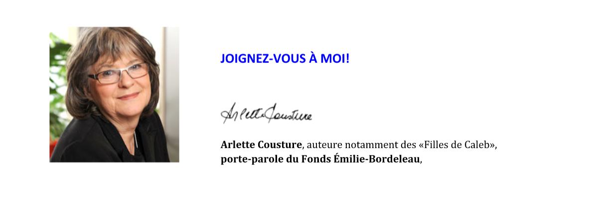 Arlette - Invitation